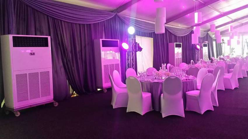 PORTABLE AIRCONS FOR HIRE IN DURBAN