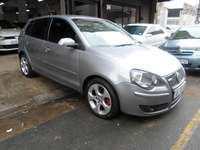 Image of 2007 model polo 1.8 gti hatchback,silver grey,for sale
