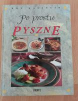 Książka kucharska Po prostu pyszne