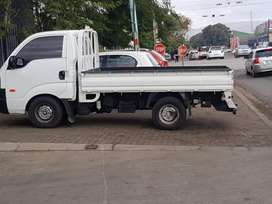 Bakkie for Hire call 076*6436*197