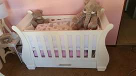Sleigh Cot for Sale Item Code Duw 01