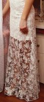 Свадебное платье / вечернее платье / весільна сукня(плаття)