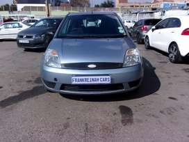 2006 Ford Fiesta 1.4i 5Dr
