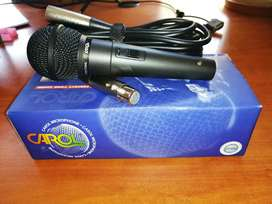 Carol GS-56 Microphone and Lead