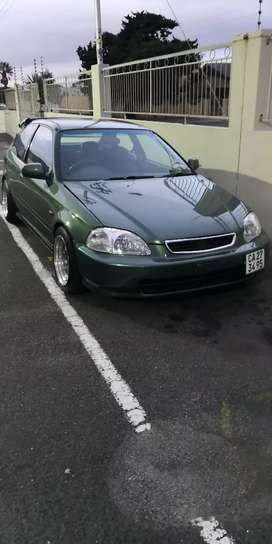 Selling my Honda Civic b20b for 45 neg