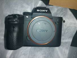 Brand new Sony a7iii at only 35k