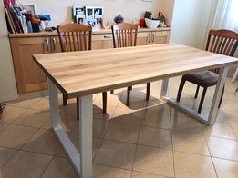 Стол кухонный. Обеденный стол. Стол офисный. Мебель Лофт.Стол из ясеня