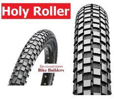 Покрышка Maxxis Holy Roller 26 x2.4 сталь / Street Dirt велосипед