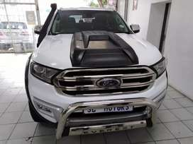 2017 Ford everest 4wd xlt 3.2 4X4