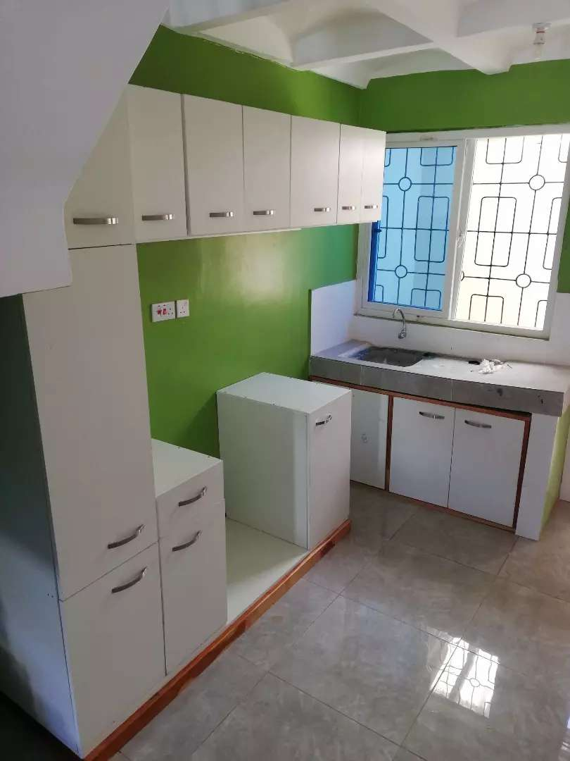Newly built 2 bedroomed house 0