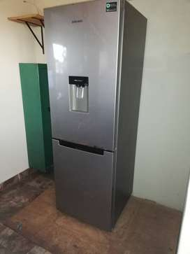 Samsung fridge with water dispenser frost free