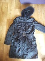 """Куртка-парка женская """"Zolla"""" размер S"""