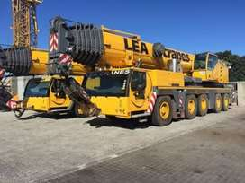 MOBILE CRANE AND GRADER SKILLS AND TRAINING COURSES