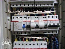 Услуги электрика. Все виды электромонтажных работ