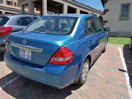 Nissan Tiida 2007 Model it is still clean & fresh