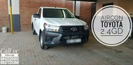 2019 Toyota Hilux 2.4GD Aircon