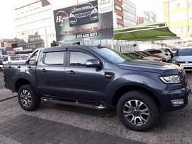 2018 Ford ranger automatic bakkie