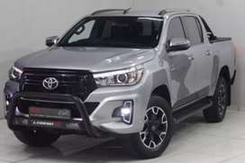 2020 Toyota Hilux 2.8 GD-6 RB Legend 50 Auto Double Cab