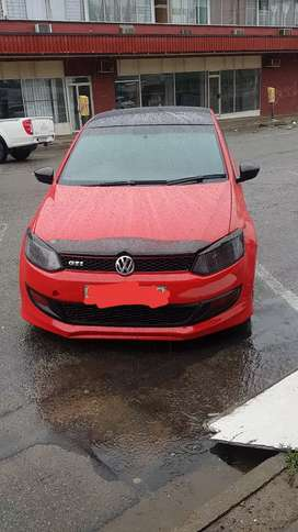 Polo 6 GTI in clean and perfect condition.