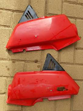 Honda CB750K side covers