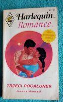 Harlequin romance - Trzeci pocałunek - Joanna Mansell