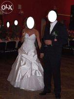 Suknia sukienka ślubna biała do ślubu