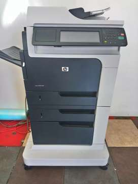 Hp LaserJet M4555 Printer