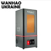 3D принтер Wanhao Duplicator D7 v1.5 PLUS с дисплеем!