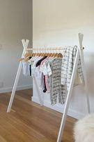 Stojak na ubrania BABY