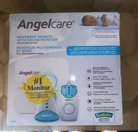 Angel care monitor and movement pad