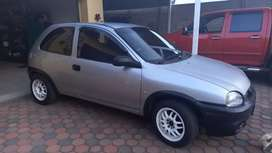 opel corsa lite with full on racing rims motor is 101%
