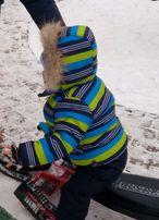Зимнний костюм