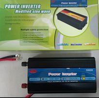 Преобразователь напряжения инвертор автоинвертор с 24v на 220v 5300W