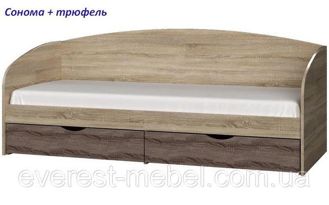 Кровать с выдвижными ящиками Комфорт. Доставка по городу 200 грн. Одесса - изображение 3