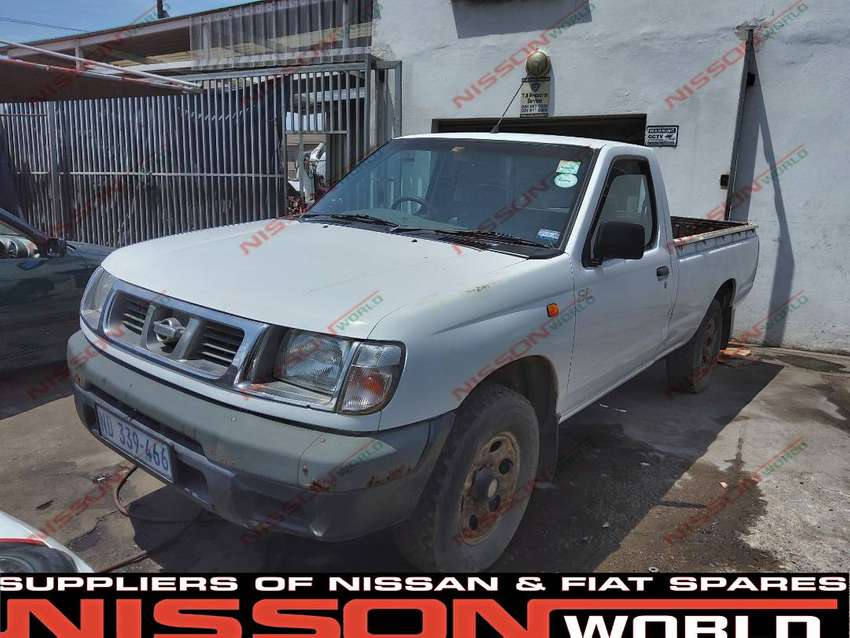 NISSAN NP300 HARDBODY NOW STRIPPING FOR SPARES INT & EXT PARTS AVAILAB