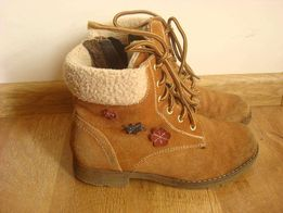Ботинки зимние с натуральным мехом