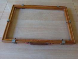 Рамка переноски сырых холстов для живописи маслом на картоне 34Х49см