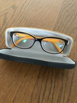 Oprawki damskie okulary modne