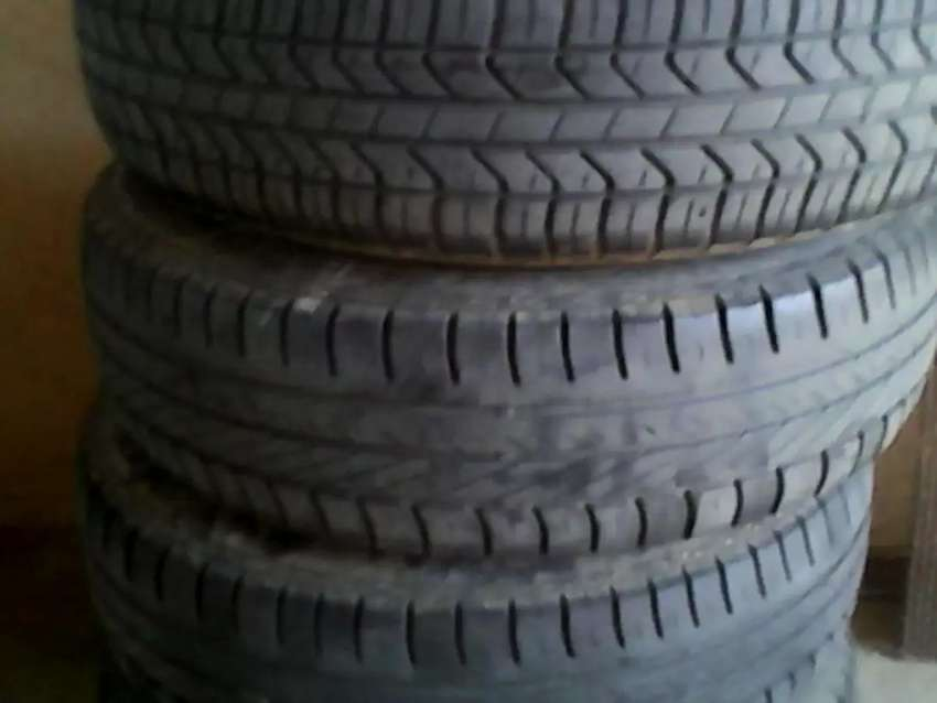 Tyres and rims for ford bantam 0