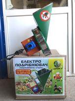 Корморезка, измельчитель овощей и фруктов ПОФ 4 (нержавейка ), 180 Вт