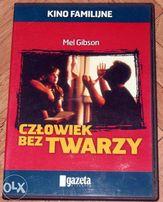 Sprzedam film DVD Człowiek bez twarzy z Mel Gibson stan BDB