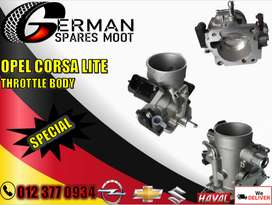 opel new and used parts-Corsa lite throttle body