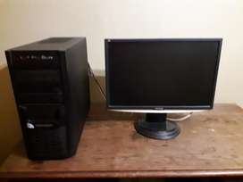 PC computer plus 3.5 hard included