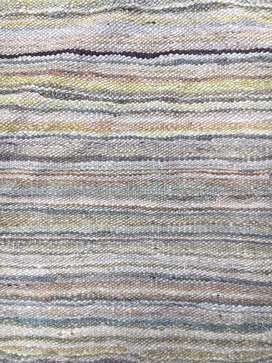 Small lined carpet