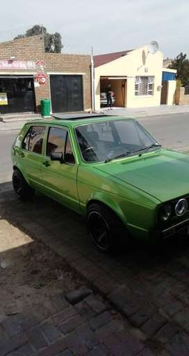 Vw Mk1 rabbit 2l dictator