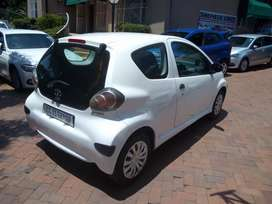 Toyota Aygo 1.0 Two Doors Hatchback Manual For Sale