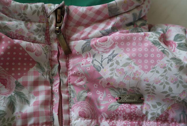 Куртка для девочки, 86 размер, демисезонная, СОСТОЯНИЕ НОВОЙ Полтава - изображение 3