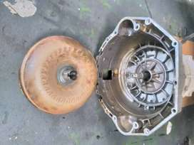 BMW e38 740i M60 V8 AUTOMATIC GEARBOX AND TORQUE CONVERTOR FOR SALE
