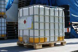 Zbiornik MAUZER Paletopojemnik 1000L SUPER STAN / WYMYTY 50 sztuk