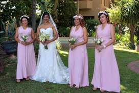 Infinity dresses and other bridesmaid and flower girl Dresses